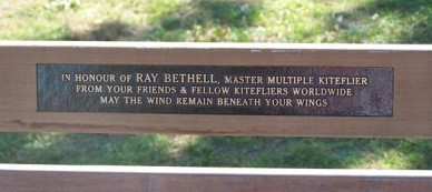 Thank you, Ray.  You raise our spirits as deftly as you raise your beautiful kites.